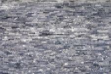 Free Modern Stone Wall Stock Photos - 26196013