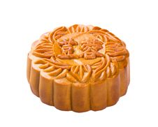 Free Chinese Mooncake Royalty Free Stock Photography - 26199417