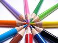 Free Colour Pencils Stock Photos - 2621543