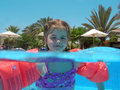 Free Child In Pool Royalty Free Stock Image - 2622096