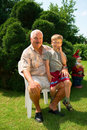 Free Grandfather And Grandson Royalty Free Stock Image - 2622456