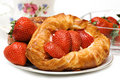 Free Strawberry Tart Stock Photo - 2623360