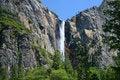 Free Bridalveil Falls Stock Images - 2629144