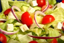 Free Summer Salad 2 Royalty Free Stock Photography - 2621347