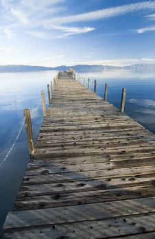 Free The Blues On Lake Tahoe Stock Images - 2623154