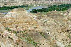 Free Dinosaur Provincial Park Stock Images - 2623554