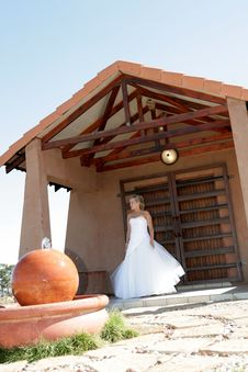 Free Wedding Porch Stock Image - 2624261