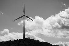 Free Wind Energy Stock Photos - 2624463