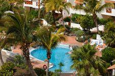 Free Luxury Resort Royalty Free Stock Photo - 2624865