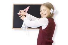 Free Schoolgirl Stock Image - 2625741