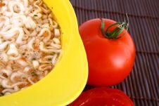 Free Tomato Soup Stock Photography - 2626282