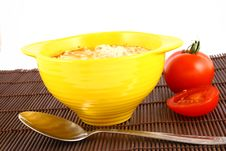 Free Tomato Soup Royalty Free Stock Photos - 2626378
