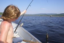 Free Fishing Stock Photo - 2626420