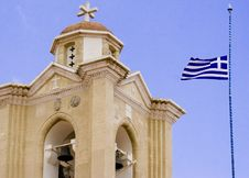 Free Greek Church Royalty Free Stock Images - 2626719