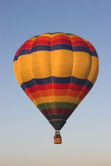 Free Hot Air Balloon Stock Image - 2626751