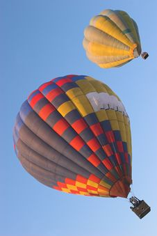Free Two Balloons Stock Image - 2626851