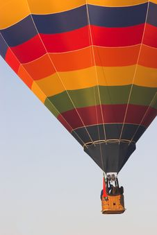 Free Balloonist Stock Images - 2626954