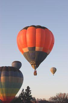 Free Balloons Stock Image - 2627011