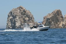 Free Fast Boat Slow Boat Stock Images - 2628844