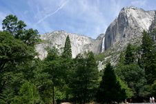 Free Yosemite Falls Stock Photo - 2629130