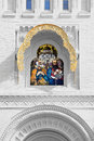 Free Mosaic Icon Of The Holy Apostles Royalty Free Stock Images - 26211359