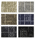 Free Samples Of Collection Carpet Royalty Free Stock Images - 26214429