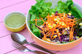 Free Colorful Of Vegetables Salad Stock Image - 26215311