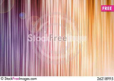 Free Abstract Lines Background Royalty Free Stock Photo - 26218995