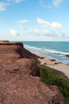 Free Brazilian Coast Royalty Free Stock Image - 26213606