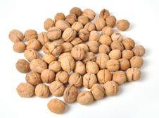Free Walnuts Stock Image - 26213621