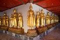Free Buddha Statues Stock Photography - 26223952