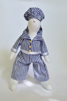 Free Handwork Dolls Royalty Free Stock Photography - 26222307