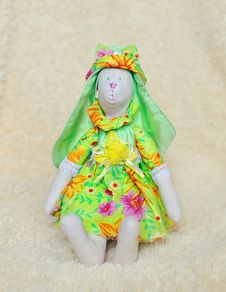 Free Handwork Dolls Stock Photo - 26222340