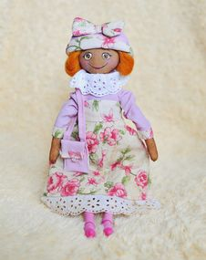 Free Miracle Doll Royalty Free Stock Images - 26222359