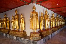Free Buddha Statues Stock Photography - 26223952