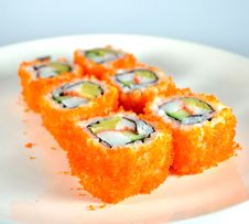 Free California Maki Stock Images - 26224024