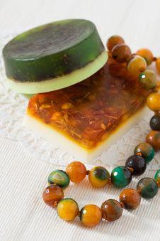 Free Handmade Soap Stock Image - 26226261