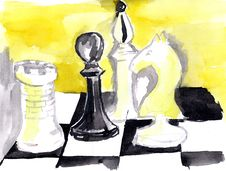 Free Chess Royalty Free Stock Image - 26228866