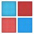 Free Color Textures With Holes Stock Photography - 26232482