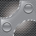 Free Abstract Metal Background Royalty Free Stock Images - 26238319