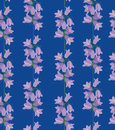 Free Seamless Texture With Blue Meadow Flower Royalty Free Stock Image - 26239316