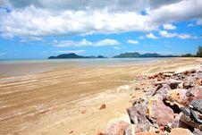 Free Beautiful Beach Stock Photography - 26231132