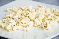 Free Popcorn Grains. Royalty Free Stock Photography - 26233207