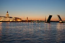 Free St.-Petersburg Stock Photography - 26236822