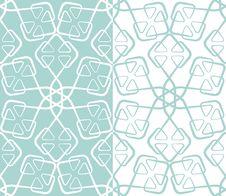 Free Snowflake Seamless Texture Stock Photography - 26237072