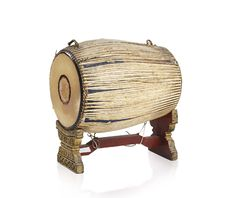 Free Thai Ancient Drum The Thai Music Instrument Royalty Free Stock Image - 26238916