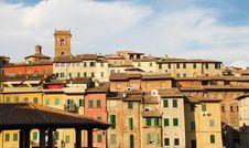 Free Siena, Italy Stock Image - 26240601
