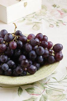 Free Grapes Stock Photo - 26240860