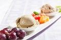 Free Vanilla Taste. Stock Photos - 26253263