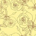 Free Decoration Element. Floral Style. Seamless. Stock Images - 26258614